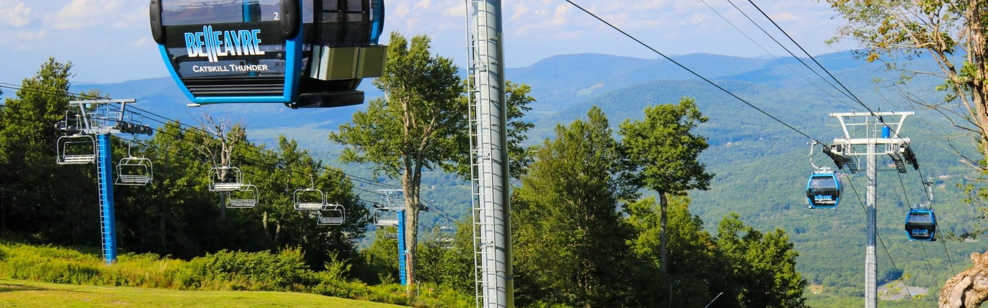 Belleayre Mountain Gondola